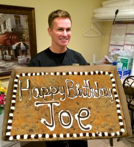 Chiropractic Panama City FL bday joe